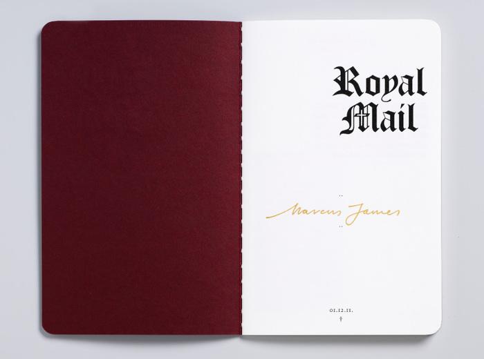 Royal Mail Christmas Bible 2