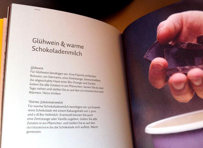 Daumendick sollten die Würstchen schon sein cookbook 3