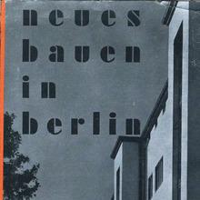 <cite>Neues Bauen in Berlin</cite>