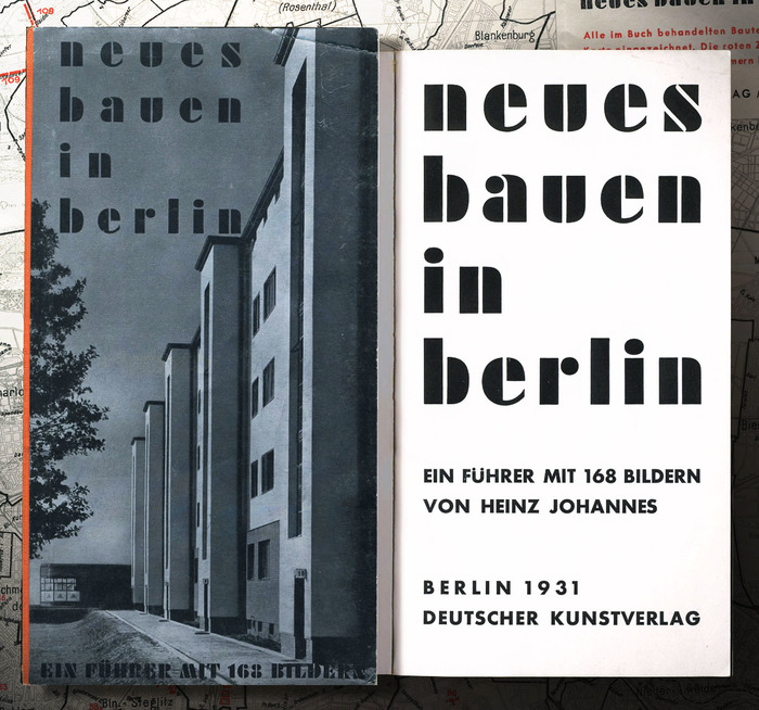 Neues Bauen in Berlin