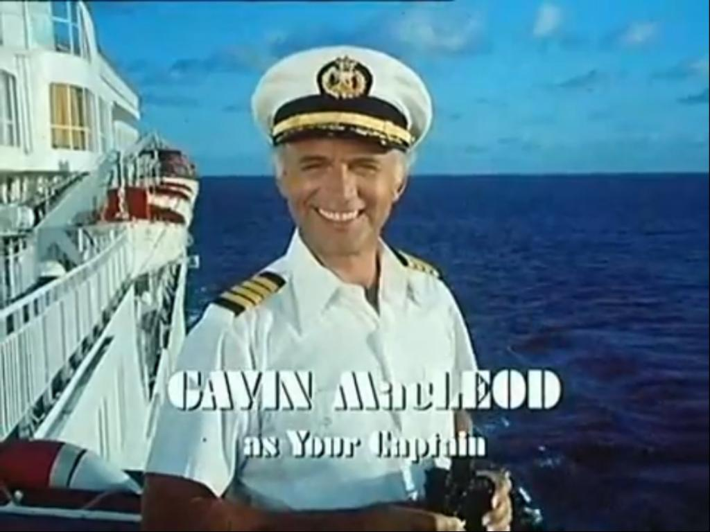 The Love Boat Logo And Title Sequence Fonts In Use