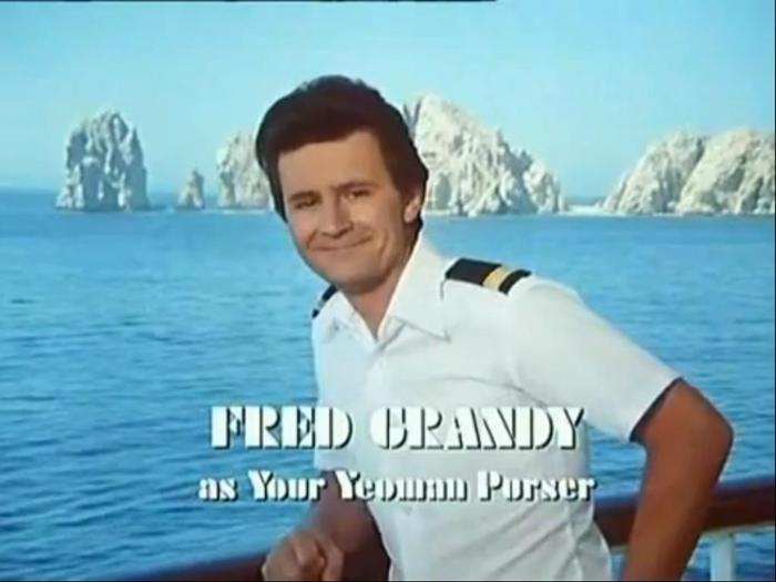 The Love Boat logo and title sequence 4