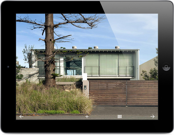 Outcast Editions' iPad architecture monographs 4