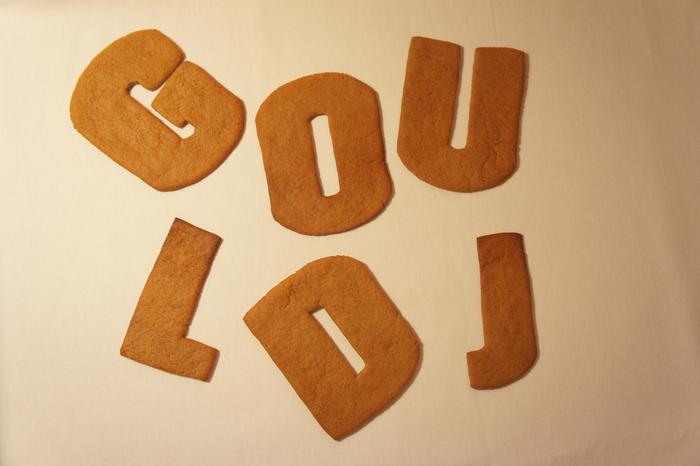 Pepparkakor (gingerbread cookies) 2