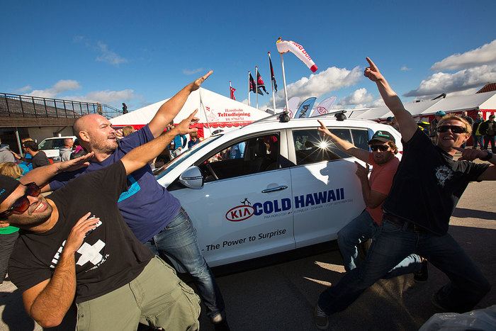 KIA Cold Hawaii 3