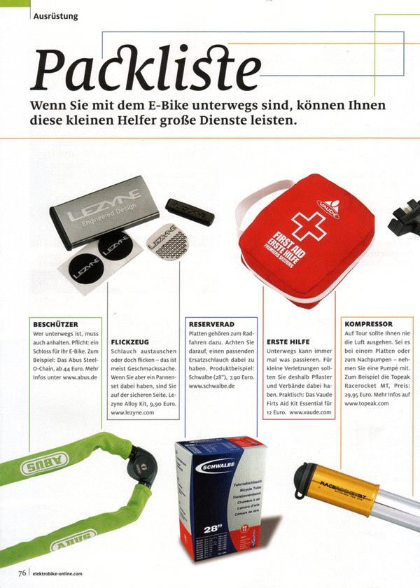 ElektroBIKE Magazine 3
