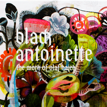 <cite>Black Antoinette. The Work of Olaf Hajek</cite>