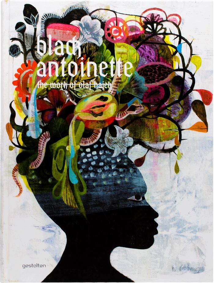 Black Antoinette. The Work of Olaf Hajek 1