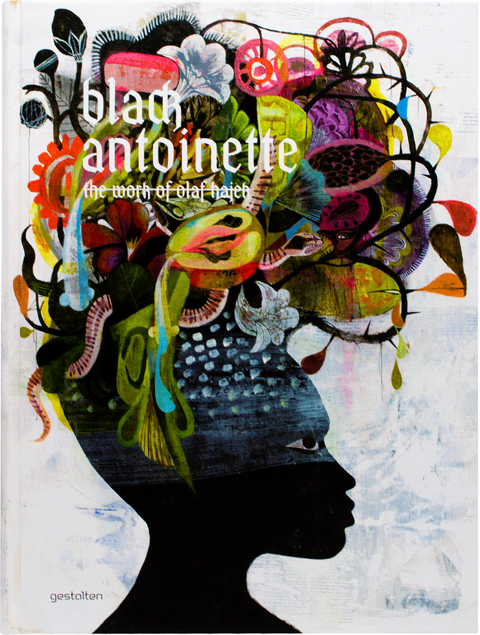 Black Antoinette. The Work of Olaf Hajek 1
