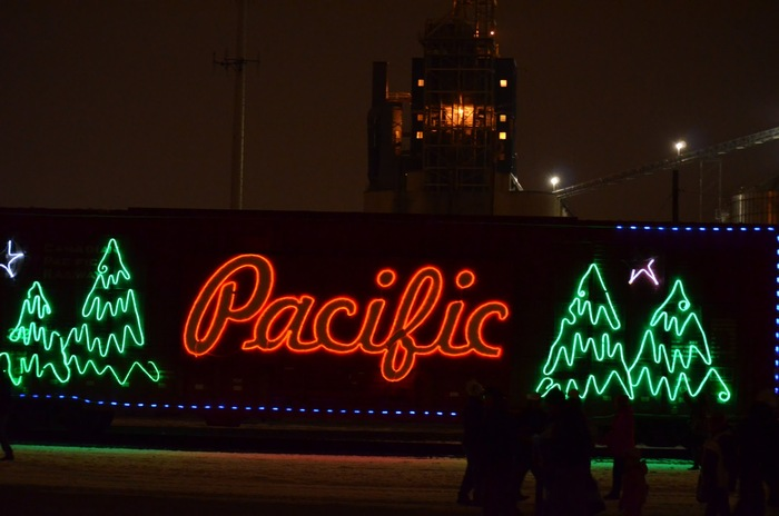 Canadian Pacific Holiday Train 2
