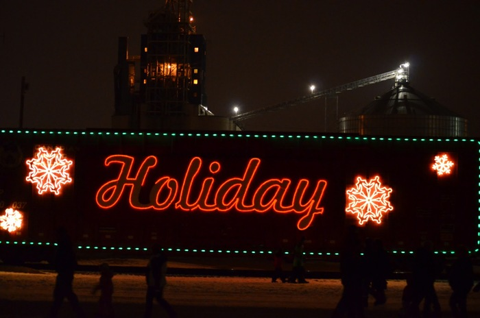 Canadian Pacific Holiday Train 3