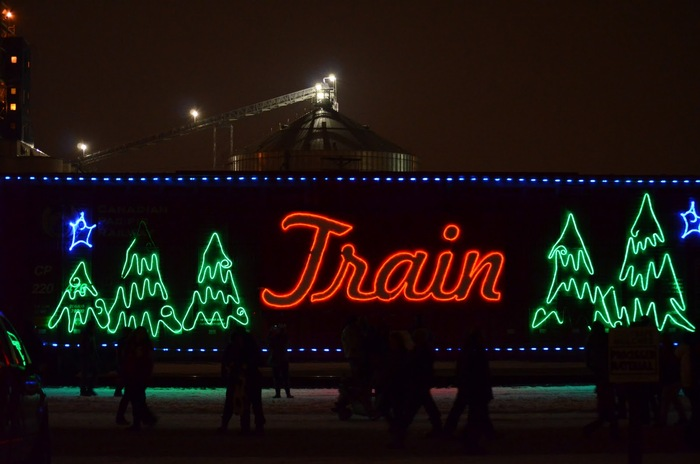 Canadian Pacific Holiday Train 4