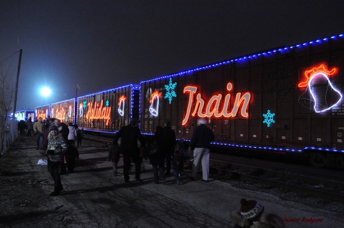 Canadian Pacific Holiday Train 6