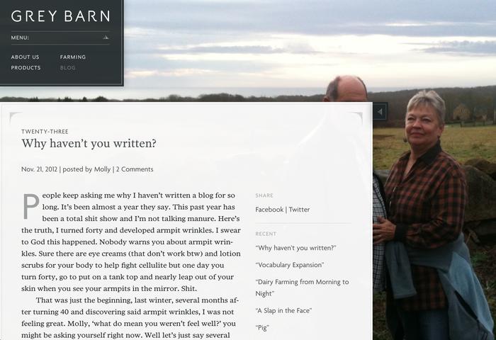 The Grey Barn and Farm 3
