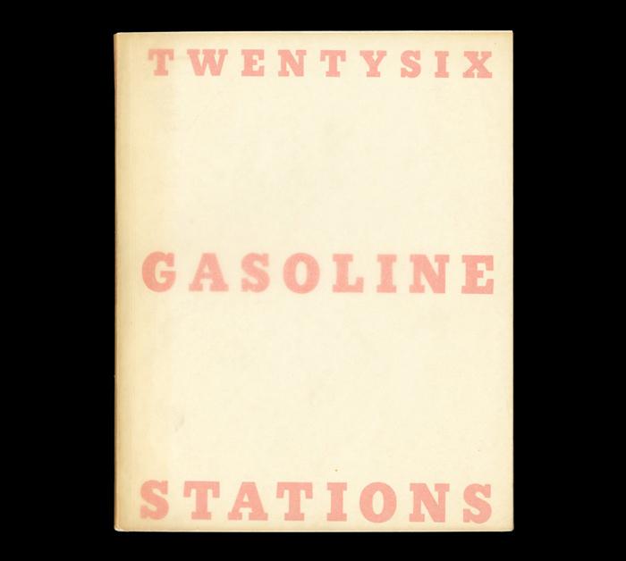 Twentysix Gasoline Stations by Ed Ruscha 1