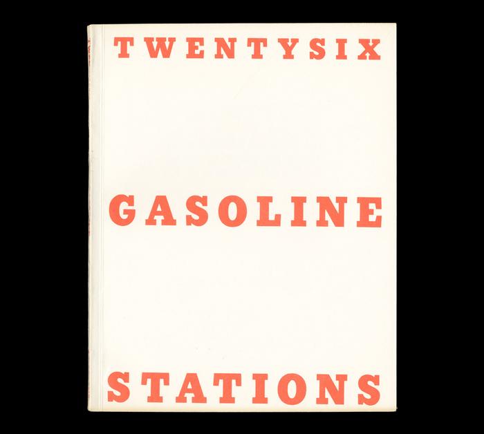 Twentysix Gasoline Stations by Ed Ruscha 2