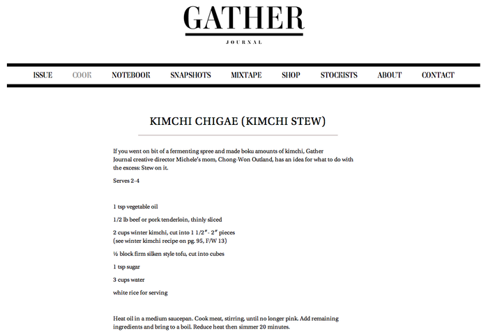 Gather Journal 3