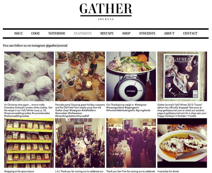 Gather Journal 4