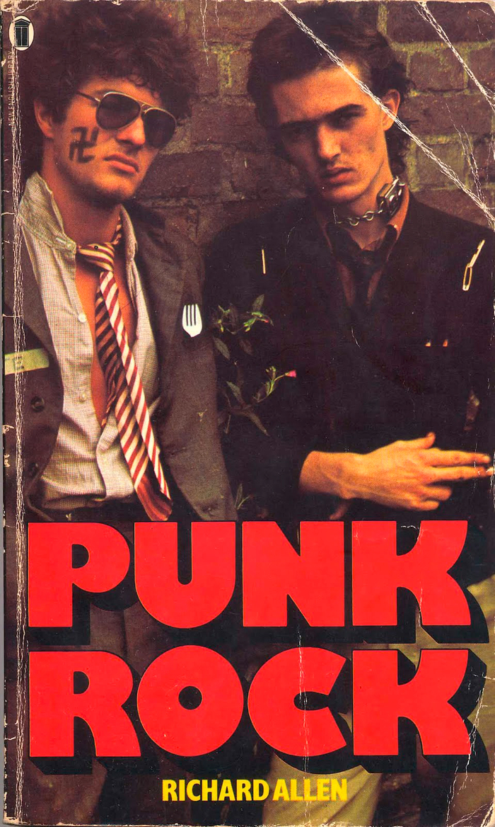 Knuckle Girls and Punk Rock by Richard Allen 1