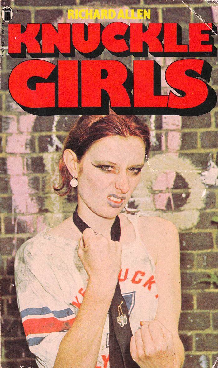 Knuckle Girls and Punk Rock by Richard Allen 2