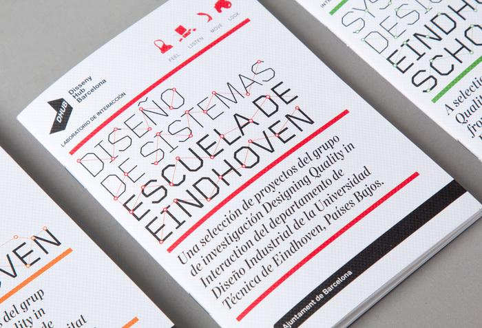 Diseños de sistemas. Escuela de Eindhoven at Disseny Hub Barcelona (DHUB) 3