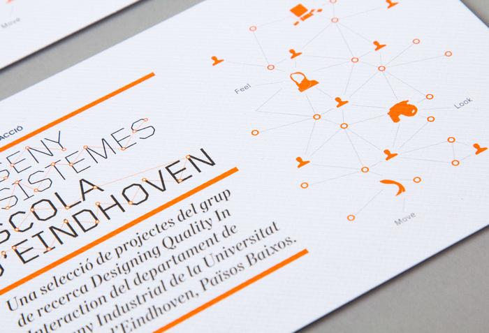 Diseños de sistemas. Escuela de Eindhoven at Disseny Hub Barcelona (DHUB) 4