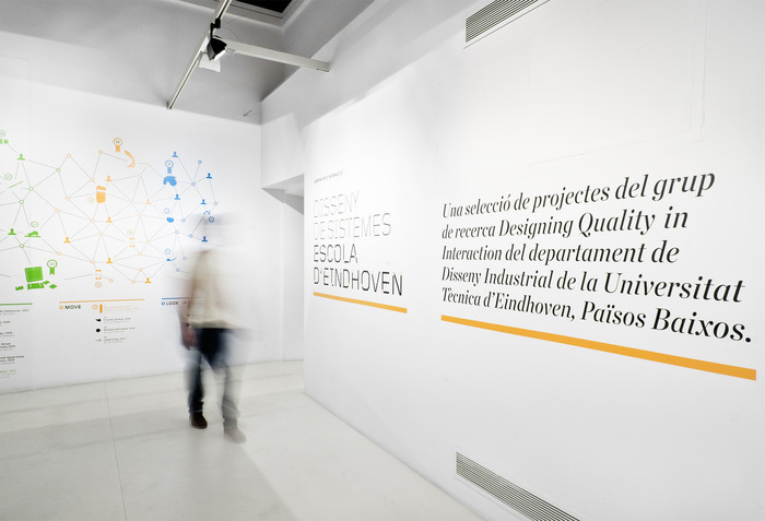 Diseños de sistemas. Escuela de Eindhoven at Disseny Hub Barcelona (DHUB) 5