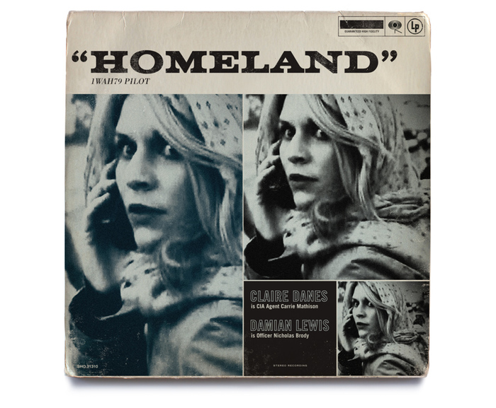 Homeland vintage jazz record covers 5