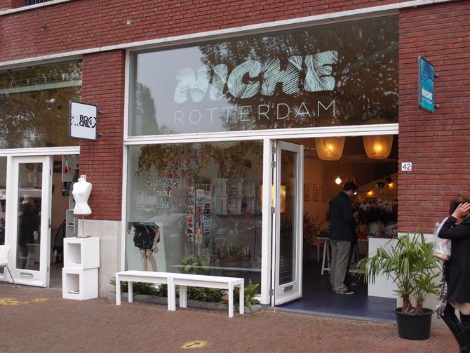 Niche Rotterdam 3