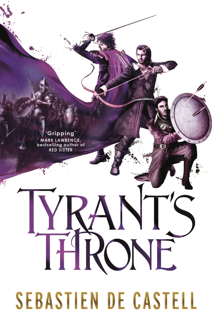 Tyrant's Throne, 2018 (hardcover)