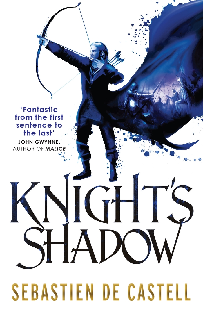 Knight's Shadow, 2015 (hardcover)