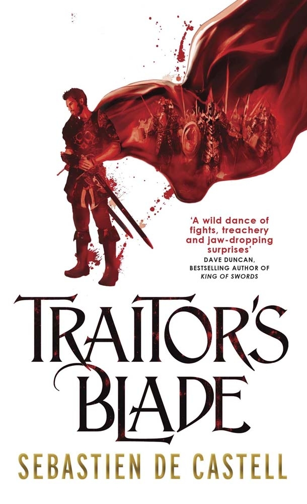Traitor's Blade, 2014 (hardcover)
