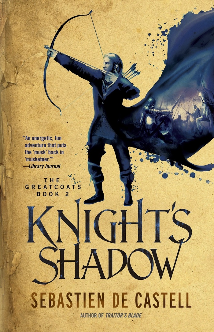 Knight's Shadow, 2015 (paperback)