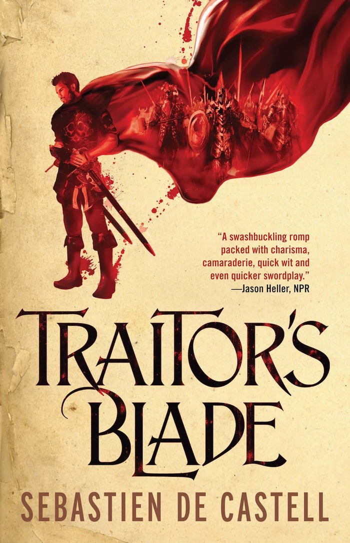 Traitor's Blade, 2014 (paperback)