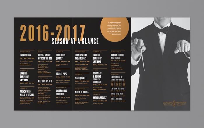 Lansing Symphony Orchestra: 87th Annual Season 6