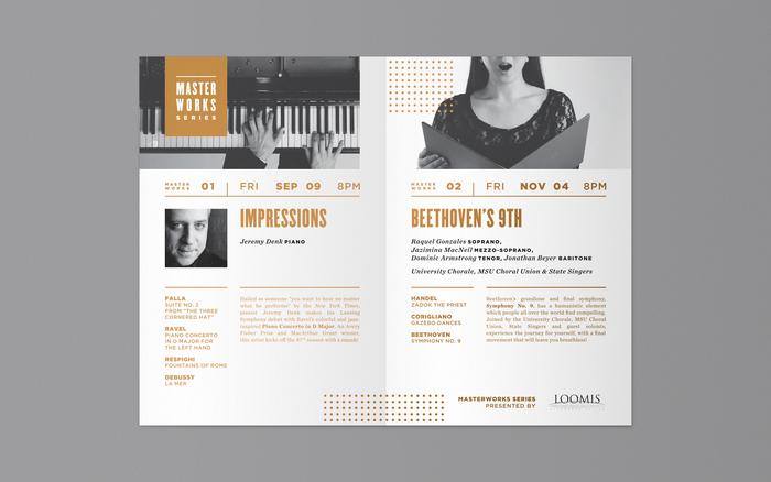 Lansing Symphony Orchestra: 87th Annual Season 7