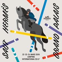 Saut Hermès au Grand Palais 2019