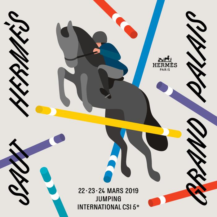 Saut Hermès au Grand Palais 2019 2
