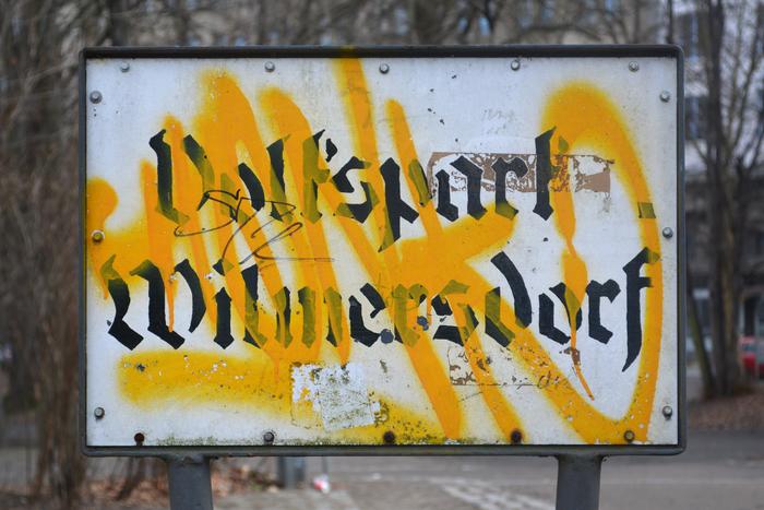 Volkspark Wilmersdorf 1