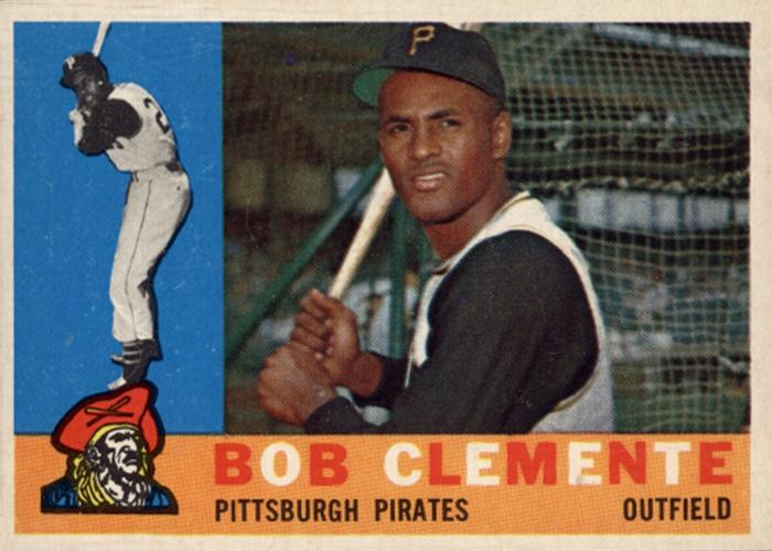 Bob Clemente, 1934–1972.