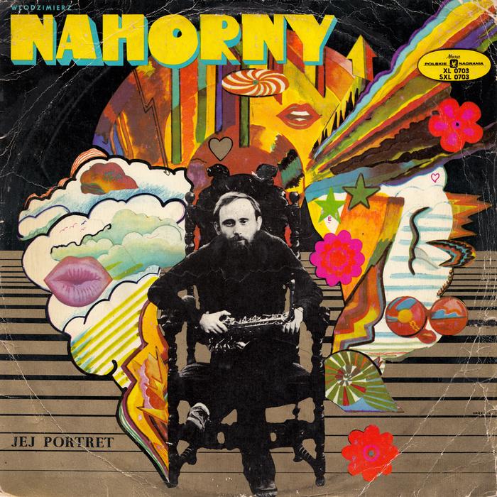 Włodzimierz Nahorny – Jej portret album art