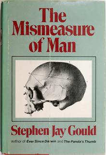 <cite>The Mismeasure of Man</cite>