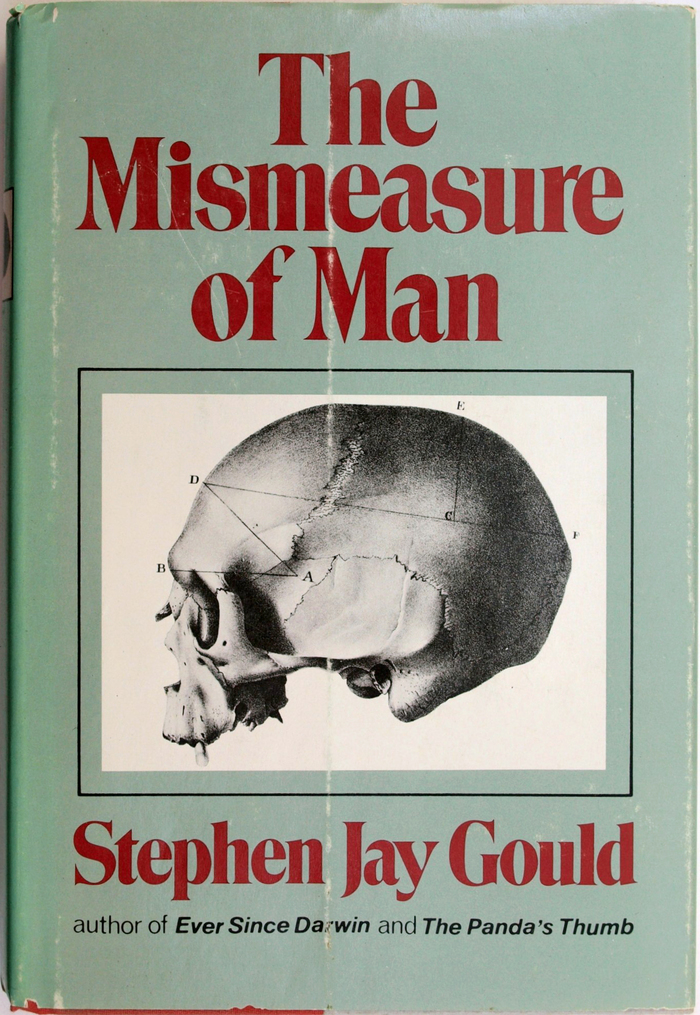 The Mismeasure of Man 1