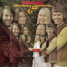 ABBA – <cite>Ring Ring</cite> album era (1972–1973)