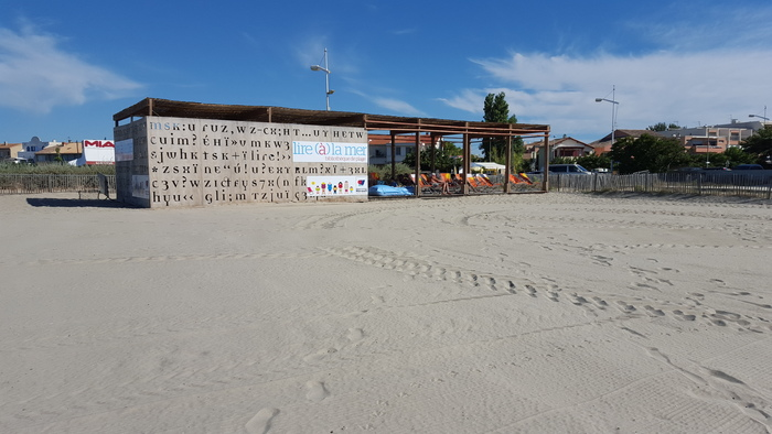 Beach Library, Montpellier 4