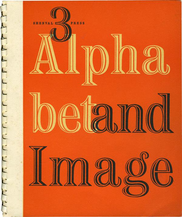 Alphabet and Image 3, December 1946