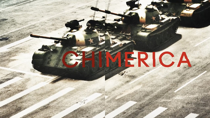 Chimerica TV series titles sequence 12