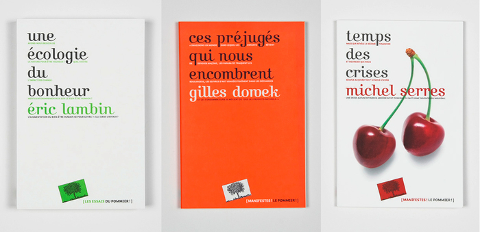 Essais & Documents series, Éditions Le Pommier 18