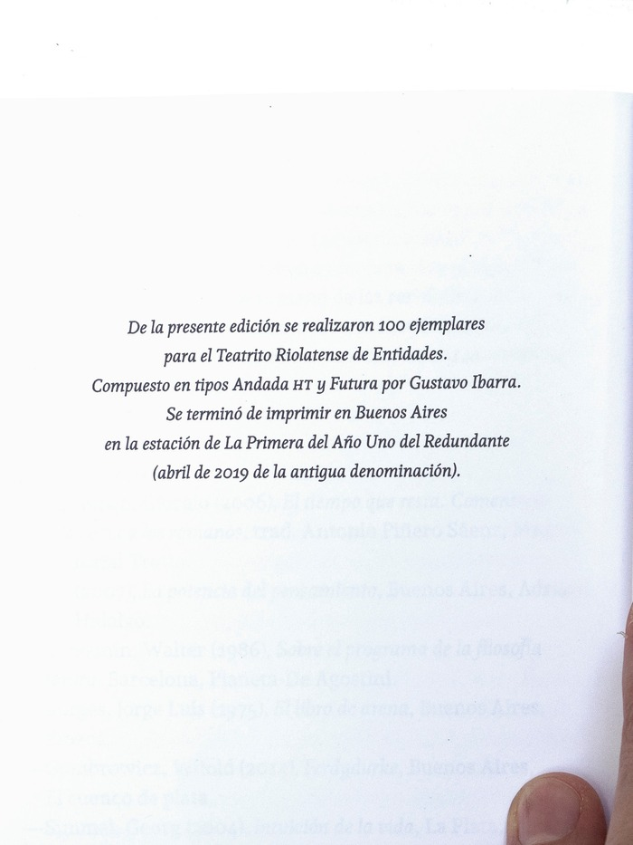Nosotros Valemos. Horizontes latinoamericanos del filosofar 6