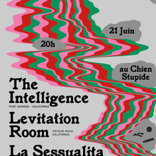 The Intelligence, Levitation Room, La Sessualita and Bande à Part